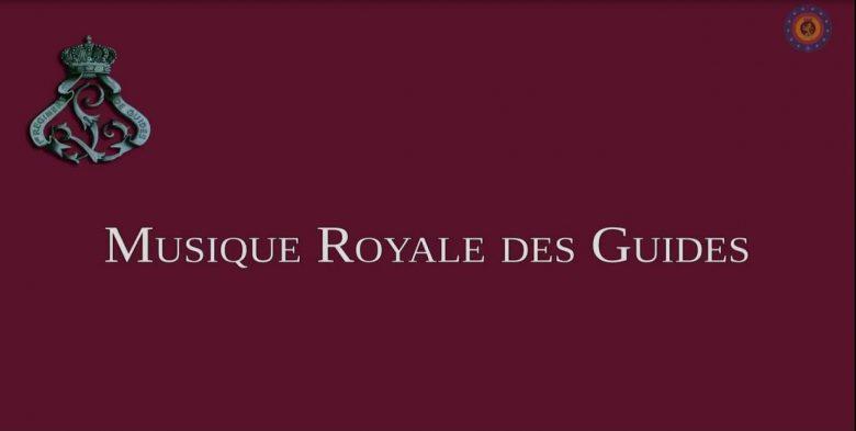 Documentaire sur la Musique Royale des Guides Belges