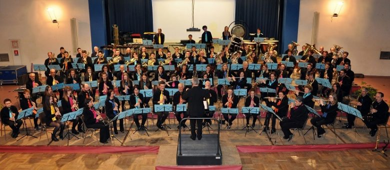 L'Orchestre d'Harmonie de la Société musicale du Plateau